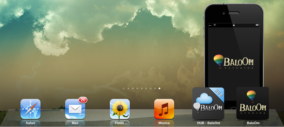 Apps BaloOm 2.0